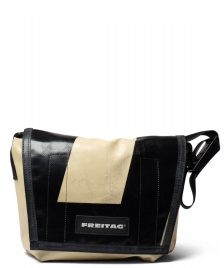 Freitag Freitag Bag Lassie beige/black/red