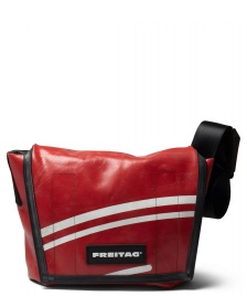 Freitag Freitag Bag Lassie red/white