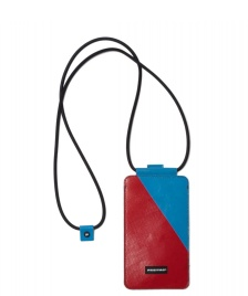 Freitag Freitag Myphone Pouch Fox blue/red