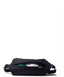 Freitag Freitag ToP Hip Bag Phelps black/green/white