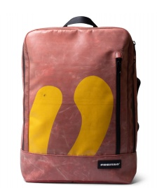 Freitag Freitag Backpack Hazzard red/yellow