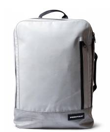 Freitag Freitag Backpack Hazzard grey/silver