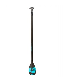 Indiana SUP Indiana SUP Lady Paddle Carbon 2 Piece black/blue