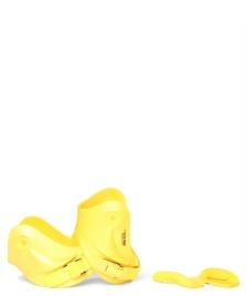 Remz Remz Cuffs & Backslideplates yellow