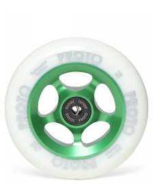 Proto Proto Wheel Slider 110er green/white