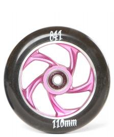841 841 Wheel Forked 5-Star 110er purple/black