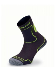 Rollerblade Rollerblade Kids Socks Performance black/green
