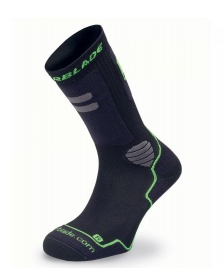Rollerblade Rollerblade Socks High Performance black/green