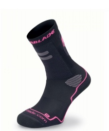 Rollerblade Rollerblade W Socks High Performance black/pink fuchsia