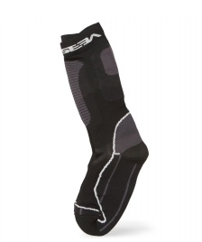 Seba Seba Socks Nano Technology black/black