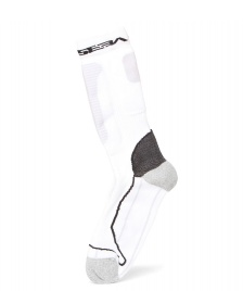 Seba Seba Socks Nano Technology white/grey