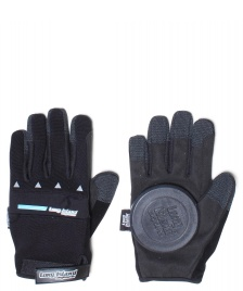 Long Island Long Island Gloves Freeride black