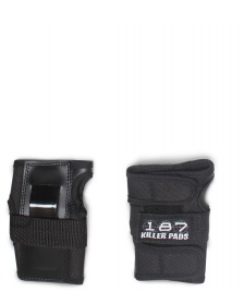 187 Killer 187 Killer Protection Wrist Guard black