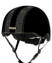 Melon Melon Helmet Decent Double black/grey
