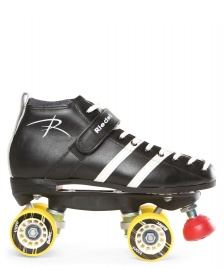 Riedell Riedell Derby Vandal B/AA black/yellow