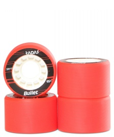 Radar Radar Wheels Bullet 59er red neon
