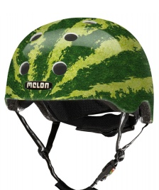 Melon Melon Helmet Real Melon green melon