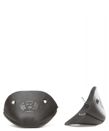 Riedell Riedell Accessories Leather Toe Cap black