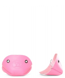 Riedell Riedell Accessories Leather Toe Cap pink
