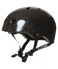 S1 S1 Helmet Lifer black glitter