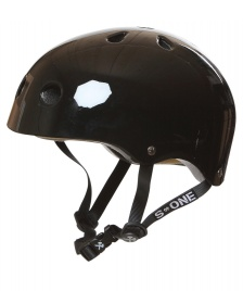 S1 S1 Helmet Lifer black gloss