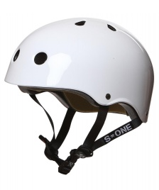 S1 S1 Helmet Lifer white gloss