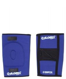 Smith Smith Knee Gasket Pad blue