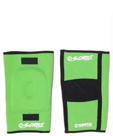 Smith Smith Knee Gasket Pad green