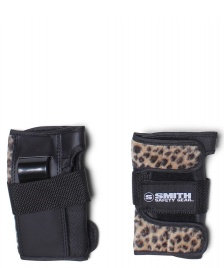 Smith Smith Wrist Guard brown leopard