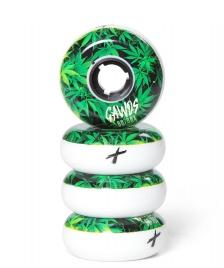 Gawds Gawds Wheels Pro Team Weed 60er green/white