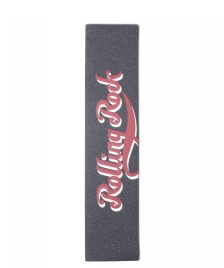Rolling Rock Rolling Rock Scooter Griptape Logo II black/red