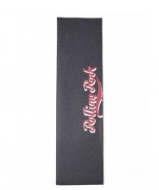 Rolling Rock Rolling Rock Skateboard Griptape Logo II black/red