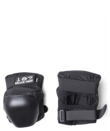 187 Killer 187 Killer Protection Derby Knee Pads Pro black/black