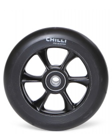 Chilli Pro Scooter Chilli Wheel Turbo Core 110er black/black