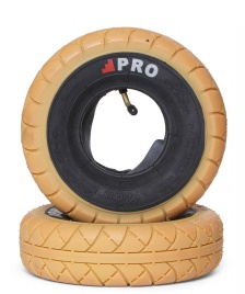 Rocker Rocker Tyres Street Pro Pair brown/black walls