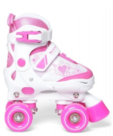 Rookie Rookie Roller Kids Pulse pink/white
