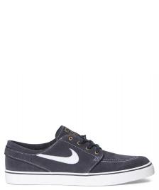 Nike SB Nike SB Shoes Janoski blue dark obsdn/wht-gm light brwn