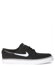 Nike SB Nike SB Shoes Janoski (GS) black/white-gum med brown