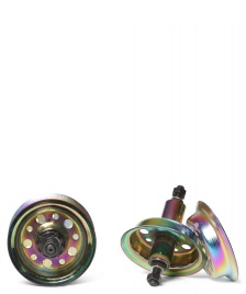 Rocker Rocker Wheelset Pro Pair rainbow oil slick