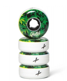 Gawds Gawds Wheels Pro Team Weed 57er green/white