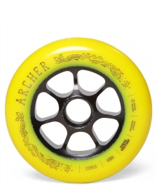 Tilt Tilt Wheel Archer 110er yellow