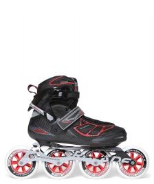 Rollerblade Rollerblade Tempest 100 black/red