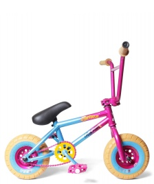 Rocker Rocker Mini BMX Hot Irok+ Coaster Tortoise pink/blue