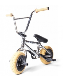 Rocker Rocker Mini BMX 3+ Bane silver/polished