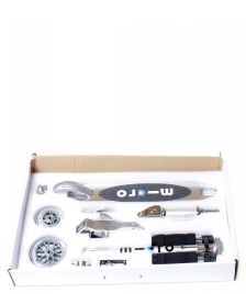 Micro Micro Scooter Sprite Assembly Kit grey