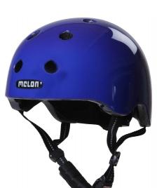 Melon Melon Helmet Rainbow Indigo blue