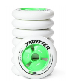 Matter Matter Wheels F1 G13 110er white/green