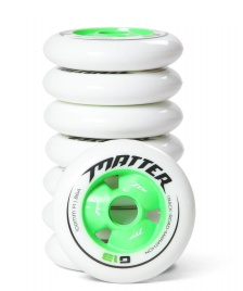 Matter Matter Wheels F1 G13 100er white/green