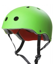 S1 S1 Helmet Lifer green bright