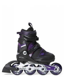 K2 K2 Kids Charm Boa Alu black/purple